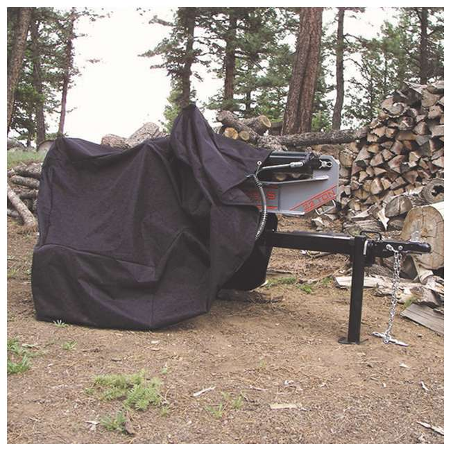 DHT-100506 Dirty Hand Tools Weather-Proof Log Splitter Cover (2 Pack) 2