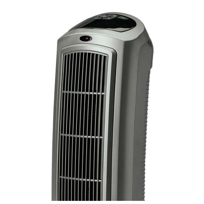 LKO-5538-TN-U-B Lasko 1500W Oscillating Ceramic Space Heater Tower with Digital Display (Used) 1