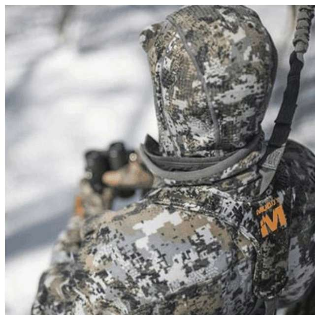 MUD-MSH500 Muddy Ambush MSH500 Hunting Camo Quick Release Deer Stand Safety Harness 4