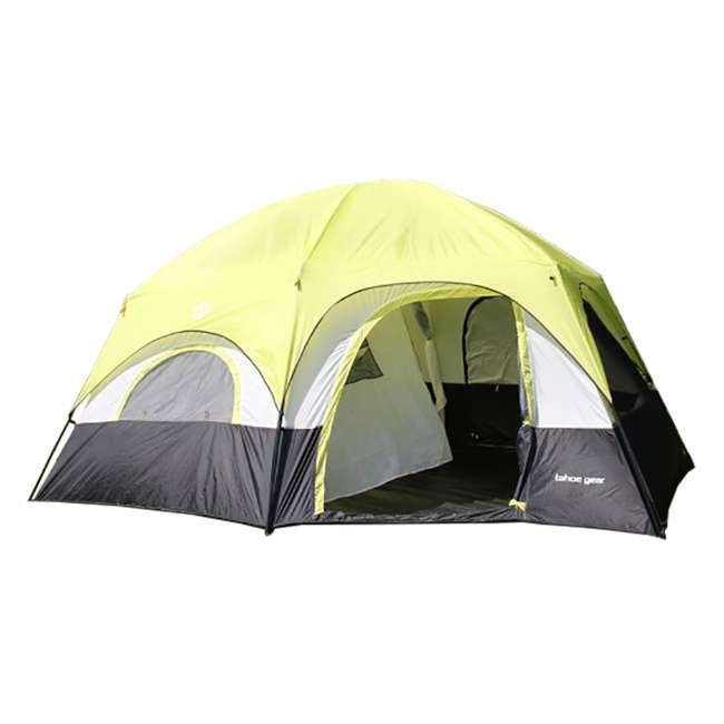 TGT-CORONADO-12 Tahoe Gear Coronado 12-Person Family Tent