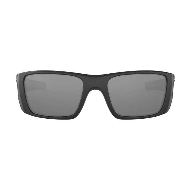 OO9096-B3 Oakley OO9096-B3 SI Fuel Cell Cerakote Polarized Sunglasses, Graphite Black 1