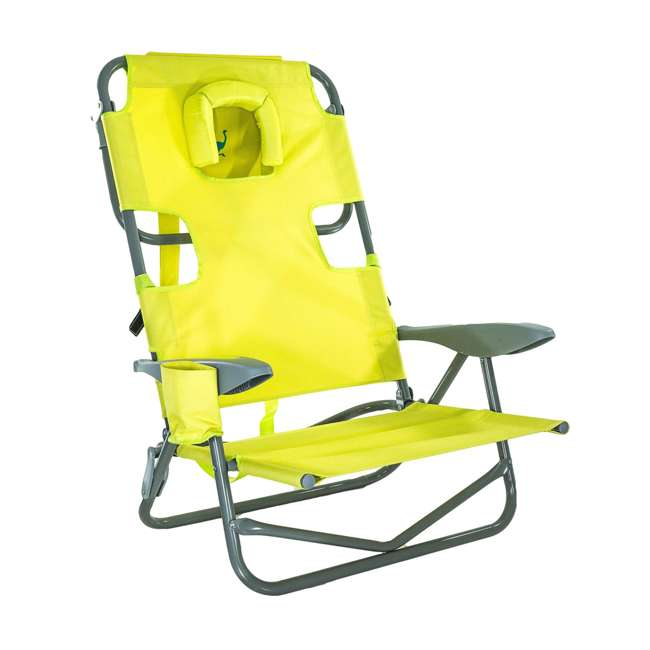 OYB-1003G Ostrich On-Your-Back Reclining Lounge Beach Chair