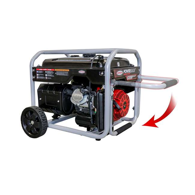 SMPSN-GN-SPG8310E-70008 Simpson SPG8310E 8,300-Watt Portable Heavy-Duty Generator 3