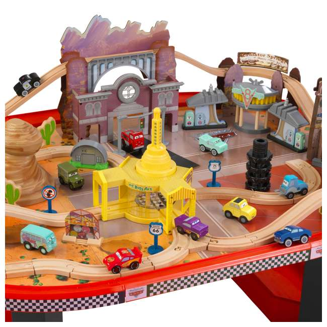 Disney Cars Race Track Set Costco