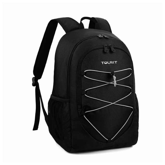 TO0260028A001 TOURIT TO0260028A001 Loon Insulated Lightweight Lunch Cooler 28 Can Backpack 4