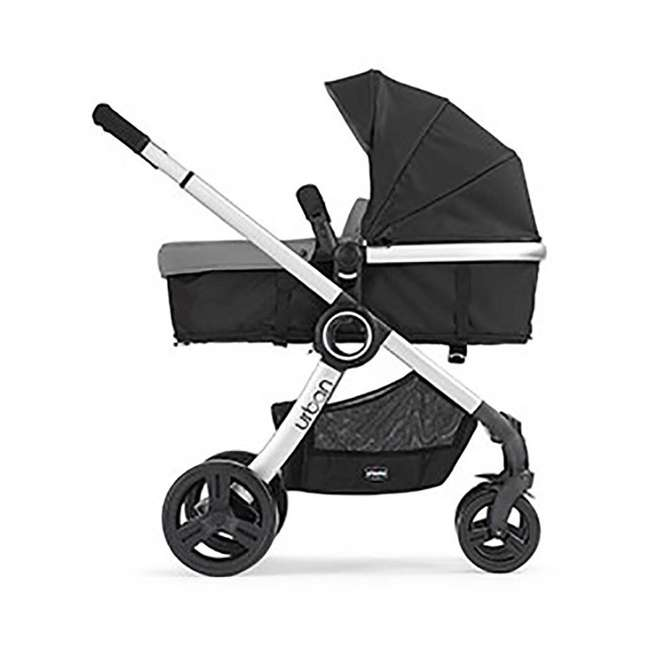 CHI-0807909902 Chicco Transformable Stroller and KeyFit Rear-Facing Infant Car Seat and Base 3