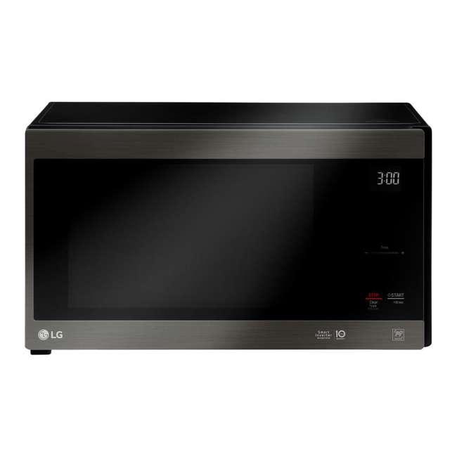 LMC1575BD-RB-U-A LG NeoChef Stainless Steel 1.5 Cubic Feet Microwave (Certified Refurbished)