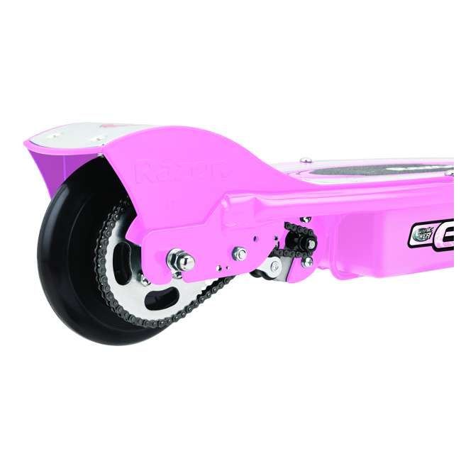 13111163 Razor E125 Motorized 24-Volt Rechargeable Electric Scooter, Pink 6