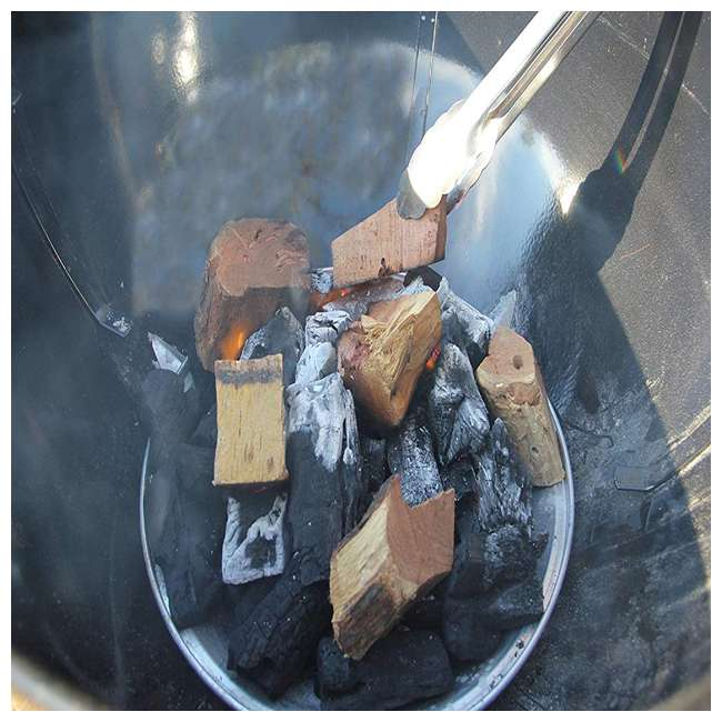 28085 Western BBQ Maple Barbecue Flavor Wood Cooking Chunks for Grilling and Smoking 4