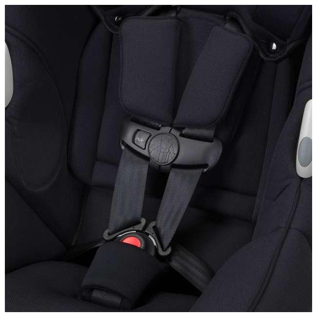 CC201EMJ Maxi-Cosi Pria 85 Car Seat with Base, Night Black (2 Pack) 2