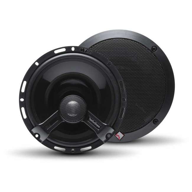 "T1650 Rockford Fosgate Power T1650 150W Max 6.5"" 2 Way Full Range Car Speakers, Pair"