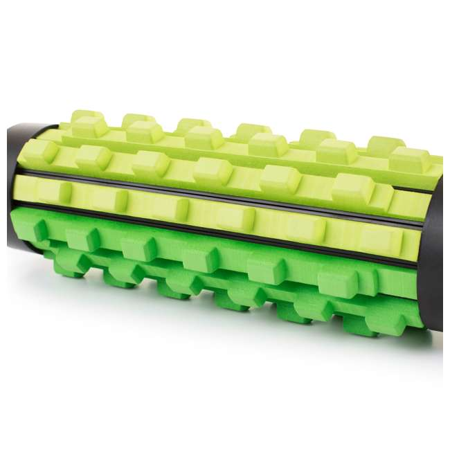 NTARS16 NordicTrack Dual-Density Adjustable Foam Massage Roller 2