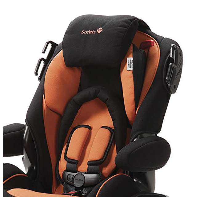 CC106NTR Safety 1st Alpha Omega Elite Convertible 3-in-1 Baby Seat, Nitron 1