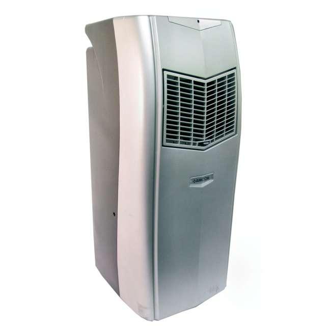 KF9000-SILVER-RB AMCOR KF 9000 BTU Silver Portable Air Conditioner (Refurbished) 1