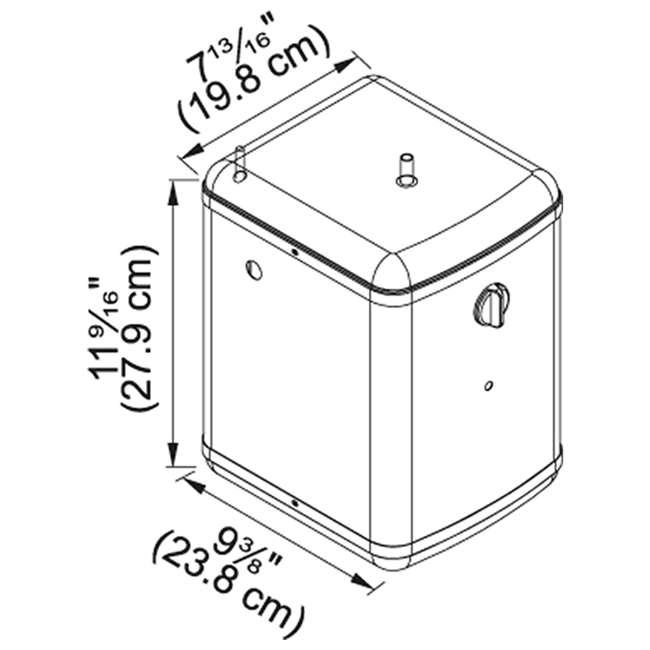 HT-300-U-A Franke HT-300 StillPure Little Butler Kitchen Sink Water Heater (Open Box) 4