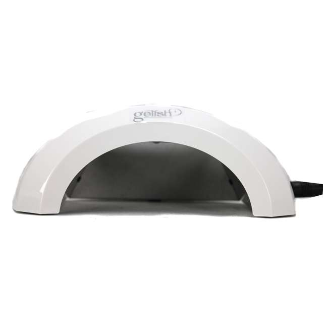 04102-PRO45LIGHT + 1900115-6PACK1 Gelish Mini Pro LED Curing Gel Light Lamp + Intergalactic Glam Gel Polish Set 1