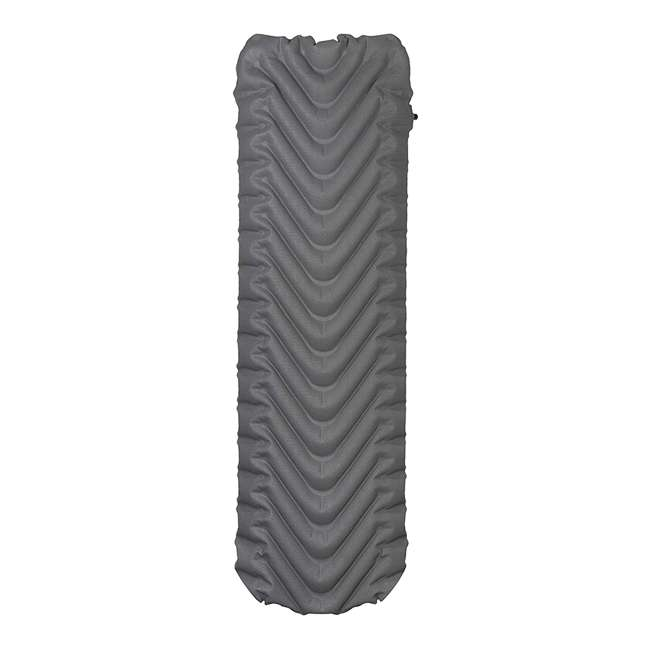 06AVTL01C Klymit Armored V 2 Rugged Superfabric Lightweight Inflatable Sleeping Pad, Blue 1