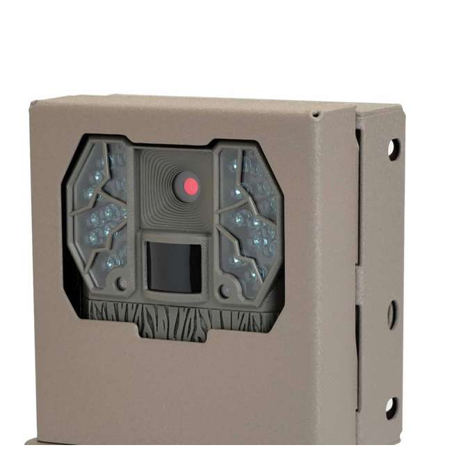 4 x STC-BBZX Stealth Cam BBZX Security Box for Game Cameras, 4 Pack 4
