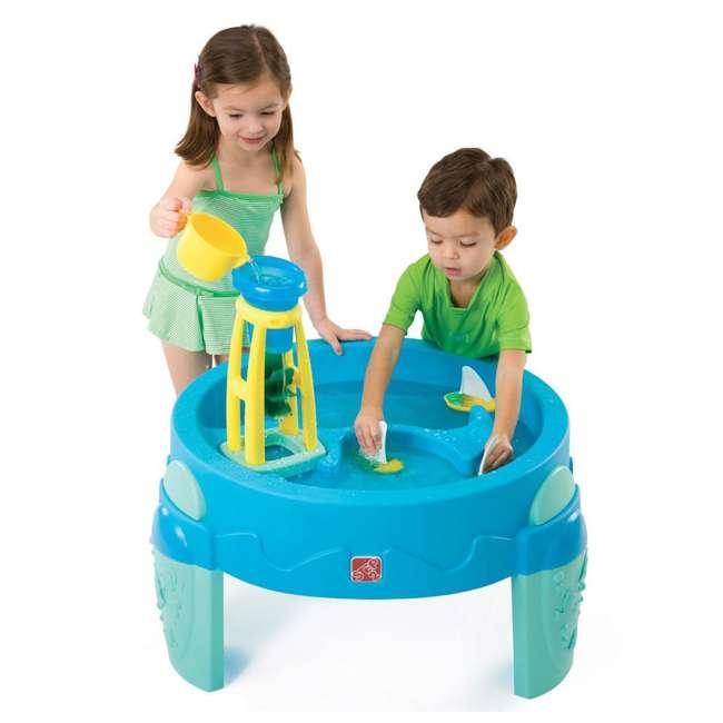 753800 Step2 Toddler WaterWheel Play Table 1