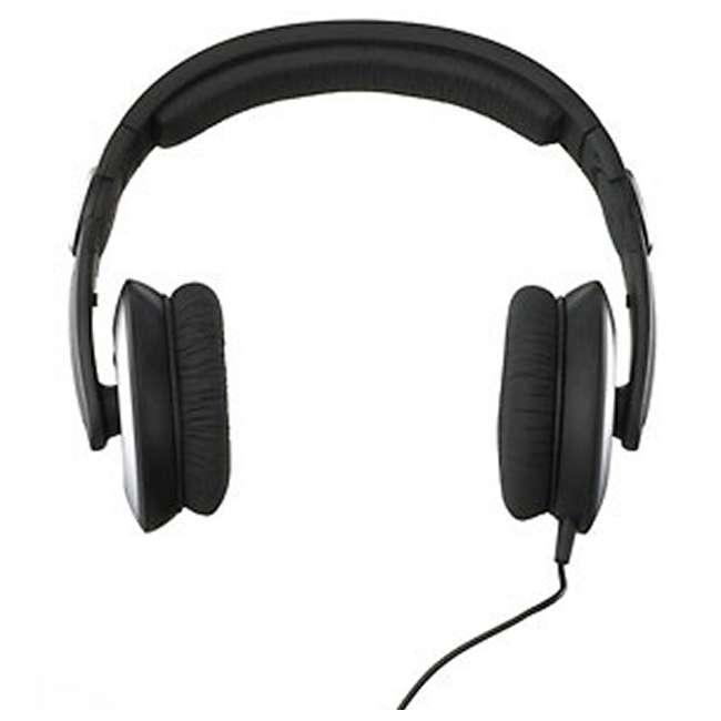 4 sennheiser hd 205 ii studio dj closed dynamic stereo on ear headphones 4 x hd205 ii ob. Black Bedroom Furniture Sets. Home Design Ideas
