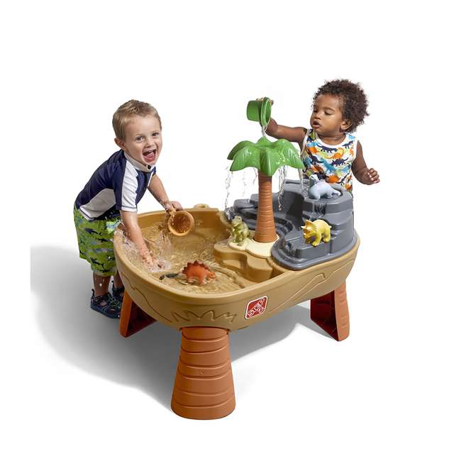 874500 Step2 Dino Dig Sand and Water Play Activity Table  5