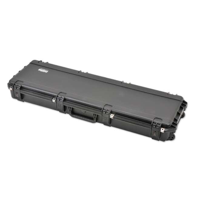 3i-5014-db-U-A SKB Cases iSeries Double Bow/Quad Rifle Case w/ Hard Plastic Exterior (Open Box) 1