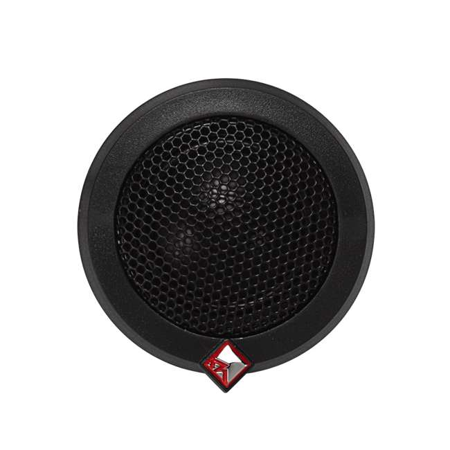 P1675-S + P1692 2) Rockford Fosgate P1675-S 6.75-Inch 120W Components + 2) 6x9-Inch 150W 2-Way Speakers (Package) 4