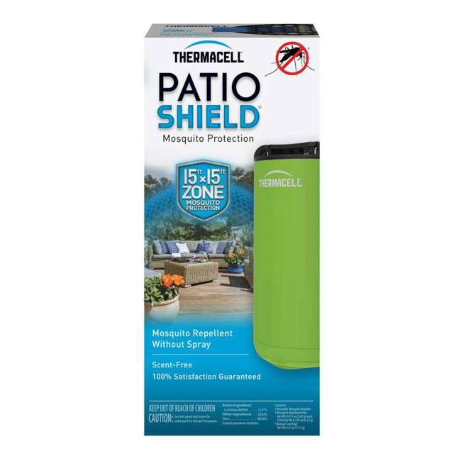 6 x MRPSG Thermacell Patio and Camping Shield Mosquito Repeller, Greenery (6 Pack) 7