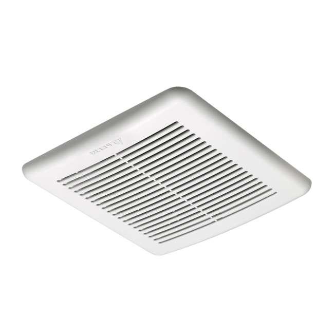 4 x GBR100 Delta Breez 100 CFM Single Speed Bathroom Ceiling Fan with LED Light (4 Pack) 2