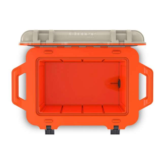 77-54464 Otterbox Venture Heavy Duty Outdoor Camping Fishing Cooler 45-Quarts, Back Trail 6