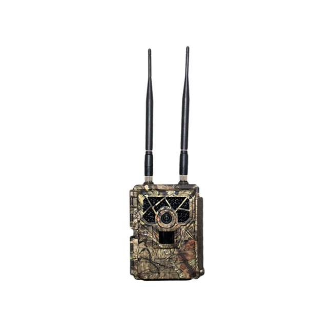 COVERT-5472-U-C Covert Code Black Wireless LTE Cellular AT&T Hunting Game Trail Cam (For Parts)