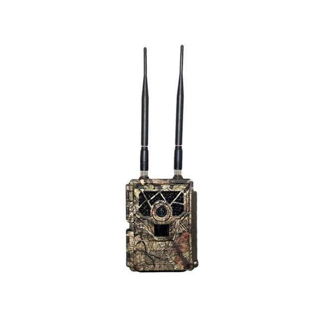 COVERT-5472 Covert Code Black WirelessLTE Cellular Game Trail Camera, Camo