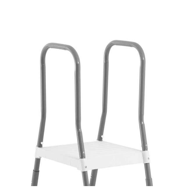 "28067E-U-A Intex Steel Frame Above Ground 52"" Wall Height Pool Ladder (Open Box) (2 Pack) 4"