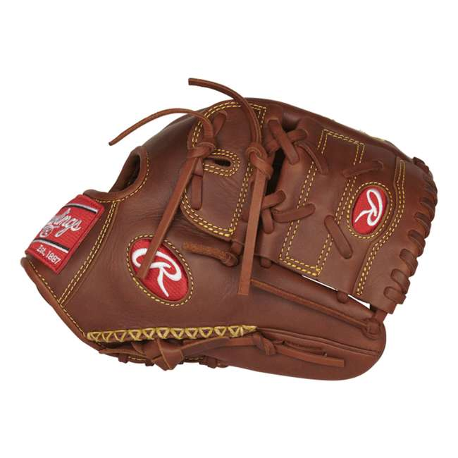 PRO205-9TIFS Rawlings Heart of the Hide 11.75 Inch Right Thrower Baseball Glove 2
