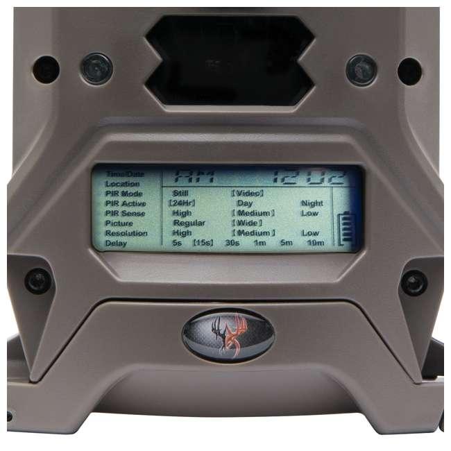 WGI-V12I77 Wildgame Innovations Vision Lightsout 12MP Game Camera, Brown 7