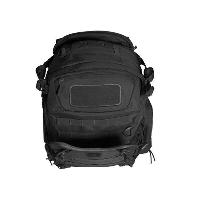 CPG-BP-PHAL-L-B Cannae Pro Gear Full Size 30L Duty Pack w Helmet Carry, Black 2