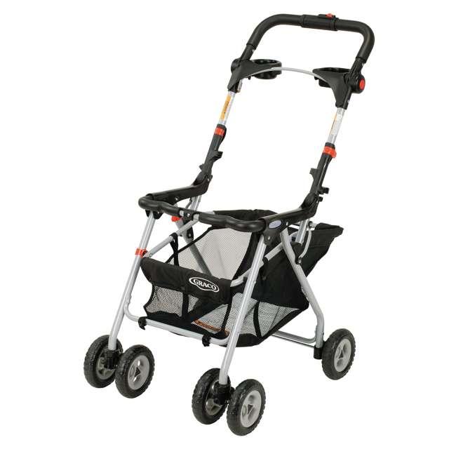 Graco Snugrider Stroller Frame Amp Snugride 35 Infant Car
