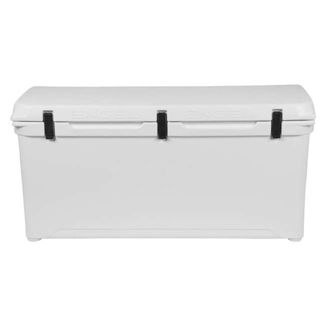 ENG165 Engel 165 High-Performance Roto-Molded Cooler, White