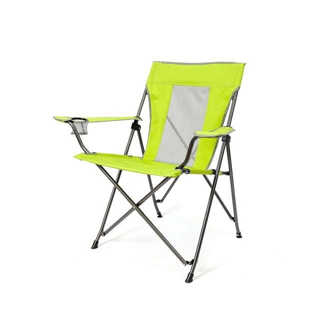 4 x MAC-C109S-106 Mac Sports Lusaka Folding Outdoor Camping Chair (4 Pack) 3