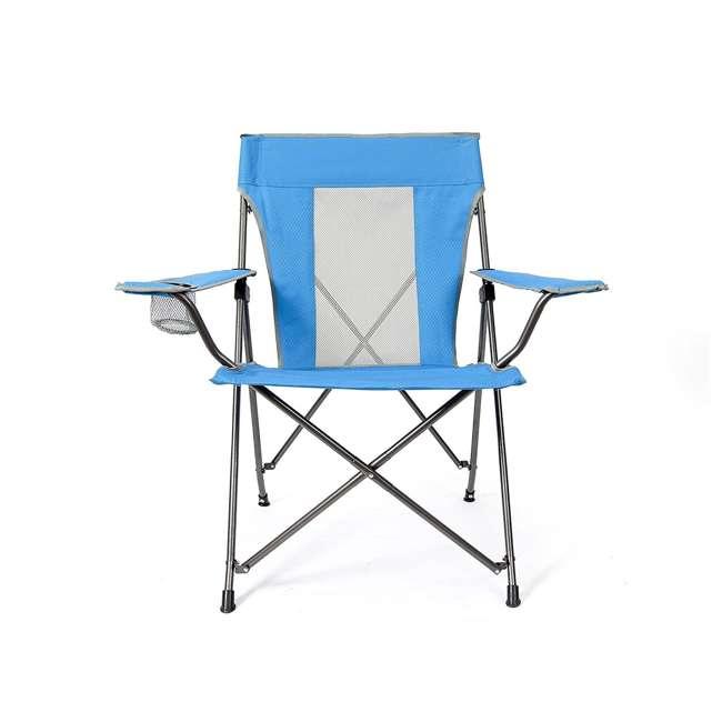 4 x MAC-C109S-105 Mac Sports Lusaka Folding Outdoor Camping Chair (4 Pack) 1