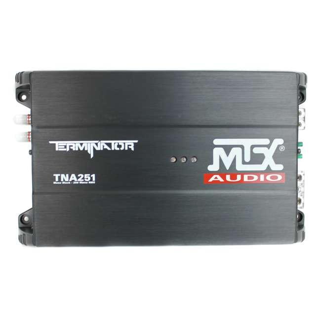 "TNP212D2 MTX Dual 12"" Subwoofers and Amplifier Package | TNP212D2 2"