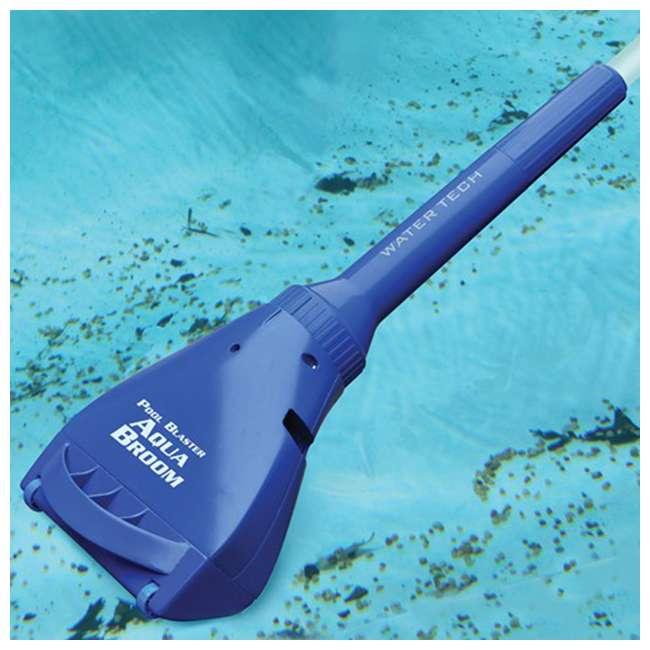 Aqua Broom Swimming Pool Blaster Ultra Battery Vac Cleaner