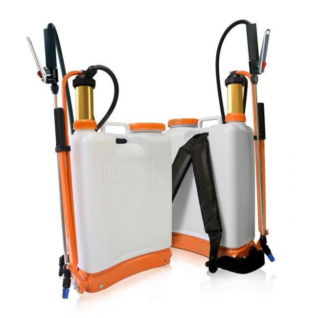JACTO-1210801 Jacto CD400 Lightweight 4-Gallon Backpack Sprayer 2