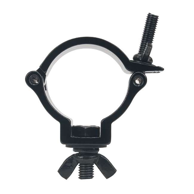 MINI-360-B Global Truss Mini 360 Light-Duty Clamp for 2-Inch Tubing (2 Pack) 2