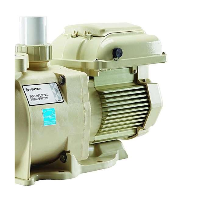 342001 Pentair Superflo Variable Speed VS Pump 3
