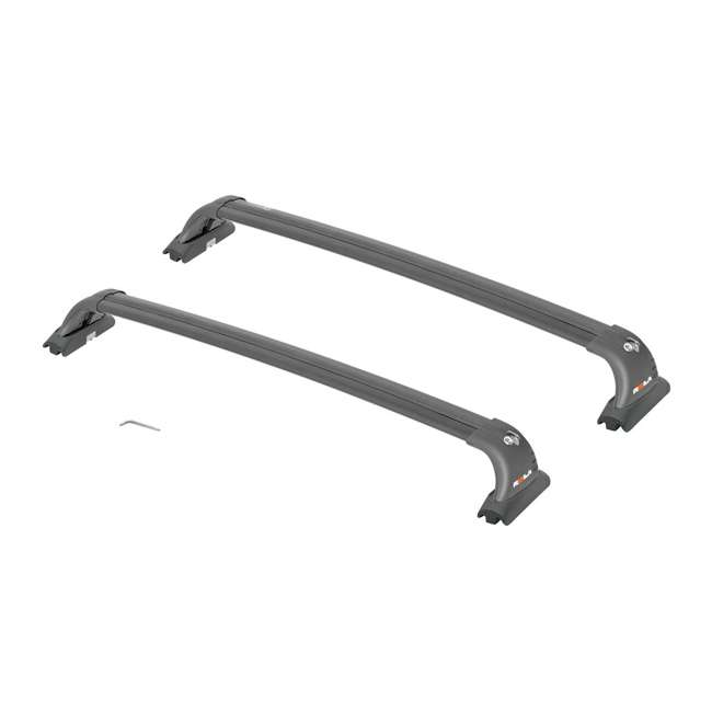 ROLA-59967-U-A ROLA AP-GTX Removable Roof Rack Cross Bars for Jeep Grand Cherokee (Open Box)