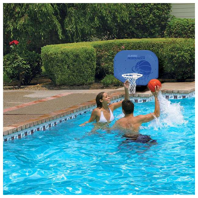 6 x 72781 Poolmaster Classic Pro Rebounder Poolside Basketball Game (6 Pack) 2