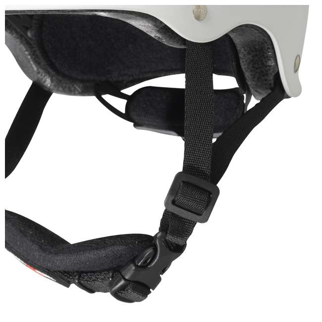 T8-3922 Triple 8 Lil 8 White Glossy Toddler Bike & Skate Helmet, 5T 2