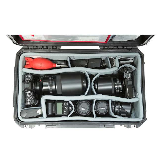 3i-2011-7DT SKB iSeries 2011-7 Think Tank Camera Photo Divider Storage Case 3