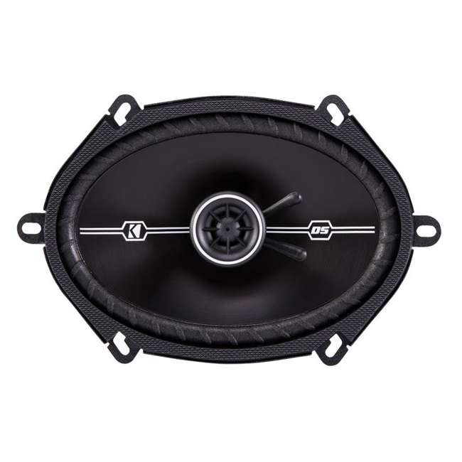 43DSC6804 4) Kicker 43DSC6804 D-Series 6x8-Inch 200W Speakers  4
